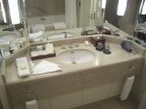 横浜ロイヤルパークホテル:バスルーム3:洗面台