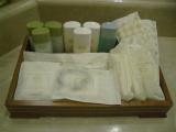 横浜ロイヤルパークホテル:バスルーム4:アメニティ