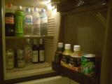 横浜ロイヤルパークホテル:冷蔵庫