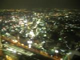 横浜ロイヤルパークホテル:眺望4:左・夜