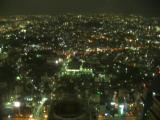 横浜ロイヤルパークホテル:眺望5:右・夜