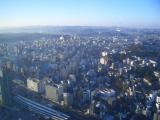 横浜ロイヤルパークホテル:眺望2:左・朝