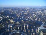 横浜ロイヤルパークホテル:眺望3:右・朝