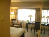 ホテルニューオータニ大阪:お部屋1