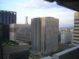 ホテルニューオータニ大阪:眺望・昼1