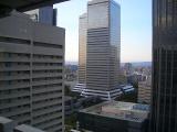 ホテルニューオータニ大阪:眺望・昼2