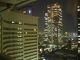 ホテルニューオータニ大阪:眺望・夜2