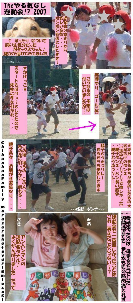 Theやる気無し運動会!?2007