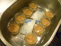 豆乳で作る☆コーヒーババロア1
