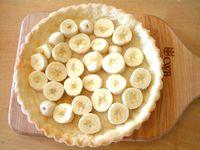 バナナチョコクリームパイ1