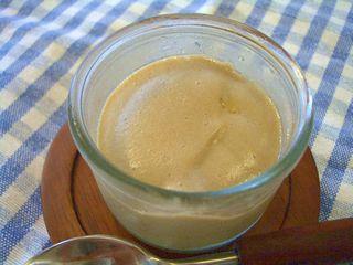 豆乳で作る☆コーヒーババロア4