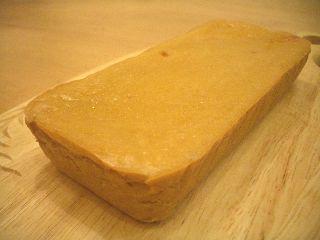 豆腐入りチーズケーキ3
