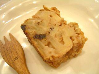 りんごのずっしりケーキ3