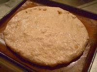 ライ麦入り、全粒粉とクルミのパン2