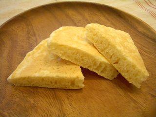 メープルシロップのパンケーキ3