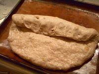 ライ麦入り、全粒粉とクルミのパン3