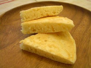 メープルシロップのパンケーキ4
