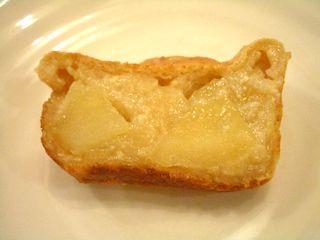 りんごと豆腐のやわらかケーキ6