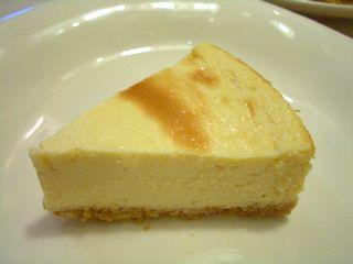 簡単プレーンチーズケーキ1