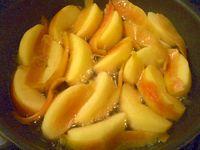 煮りんご(りんごプレザーブ)2