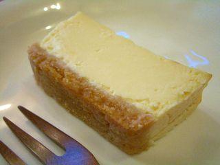 簡単プレーンチーズケーキ4