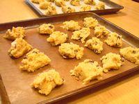 ロッククッキー(レーズン)1