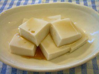ココナッツミルクのくず餅2