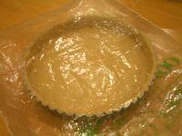豆腐のチーズケーキ風1