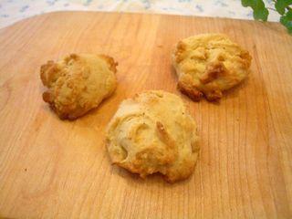 卵なしドロップクッキー2