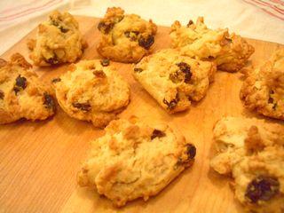ロッククッキー(レーズン)2