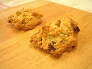 ロッククッキー(レーズン)3