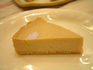 豆腐のチーズケーキ風3