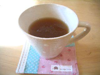 葛湯しょうが紅茶