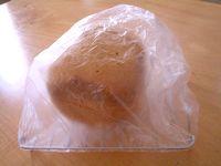ホームベーカリーでしっとり豆腐のパウンドケーキ4