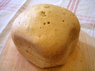 ホームベーカリーでしっとり豆腐パウンドケーキ