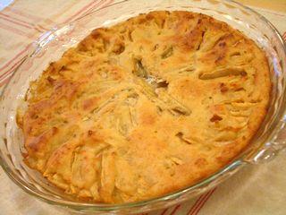 りんごとバナナの豆腐ケーキ4
