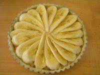 おからアーモンドクリームパイ7バナナ