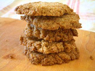 全粒粉100%のココナッツクッキー3