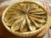 おからアーモンドクリームパイ9バナナ