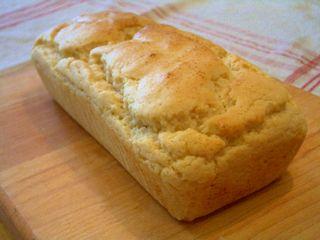 米粉と豆乳のパウンドケーキ1