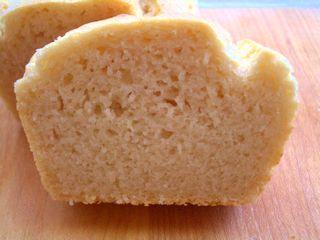 米粉と豆乳のパウンドケーキ2