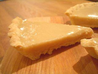 豆乳で作るレモンクリームパイ1