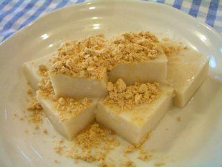 豆乳のくず餅4