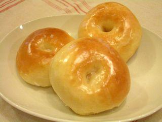 ドライイーストで発酵☆焼きドーナツ4