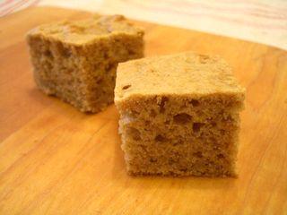 型不要☆コーヒー味の簡単お豆腐ケーキ5