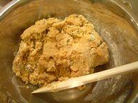 レーズンとクルミの厚焼きビスケット2