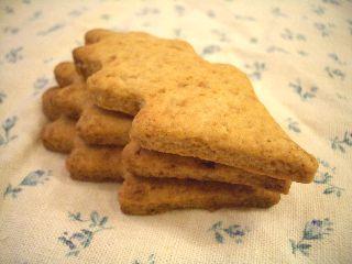 オリーブオイルのクッキー(プレーン)