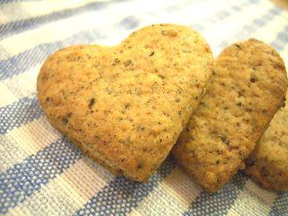 オリーブオイルのクッキー(紅茶)
