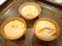 基本の卵なしカップケーキ1