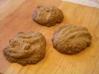 全粒粉100%のクッキー2